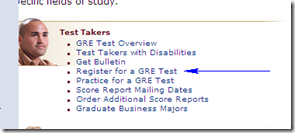 GUIDE : How To Book Your GRE Slot